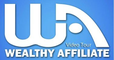 Wealthy Affiliate Video Tour logo