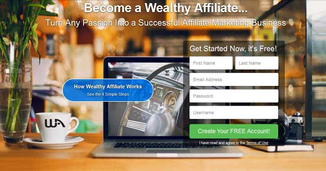 Wealthy Affiliate Free Training Offer