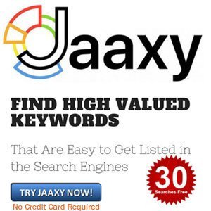 Jaxxy SEO Tool sign up