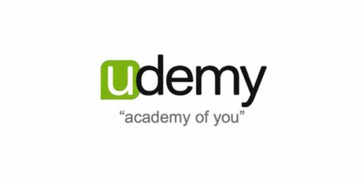 what is udemy logo