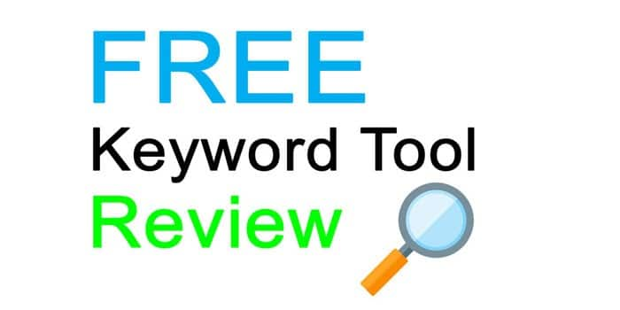 free keywords tool review image