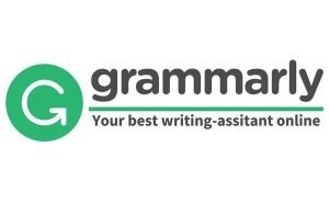 Grammarly writing assistant is one of the must have online business tools