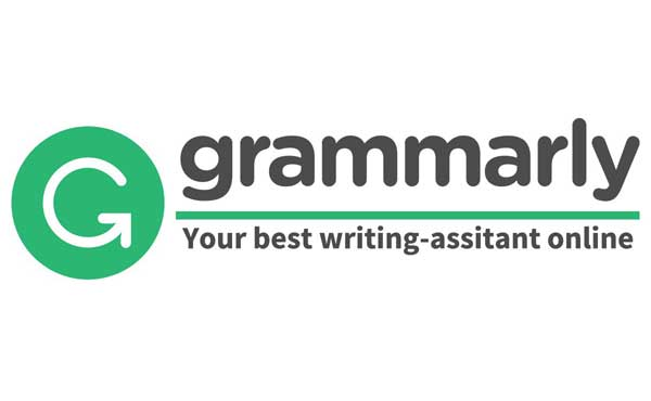 Grammerly writing assistant is one of the must have online business tools