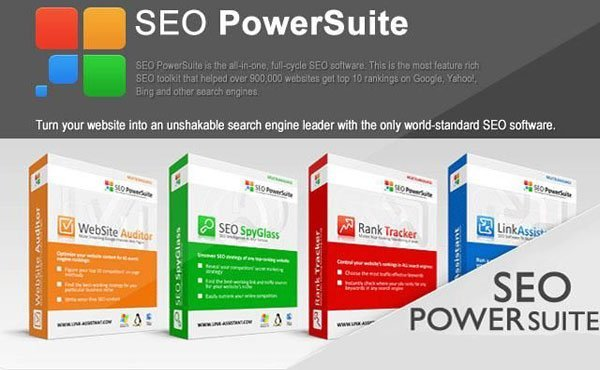 SEO Power Suite is one of the must have online business tools