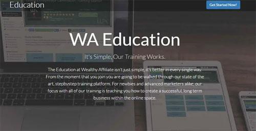 Wealthy affiliate universit