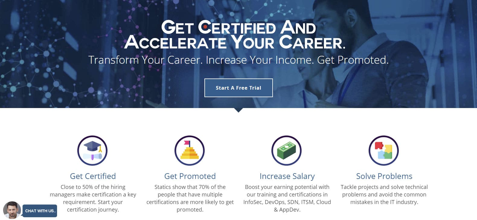 Quick Start Certification Programs