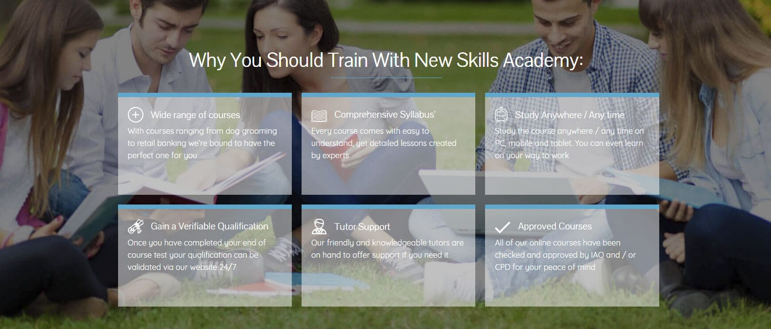 Why New Skills