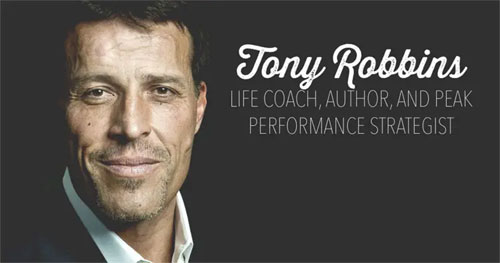 Who is Tony Robbins