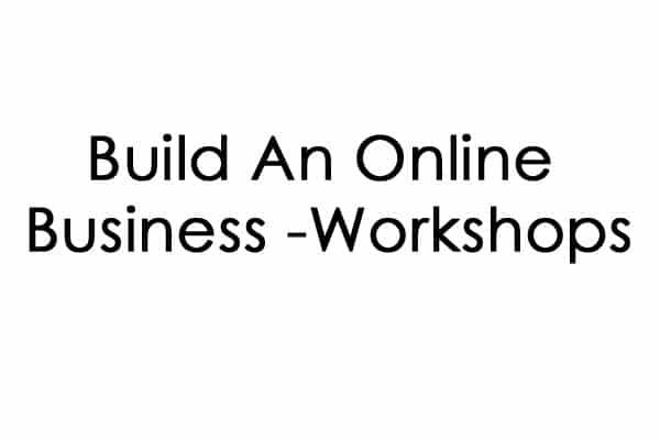 build an online business workshops