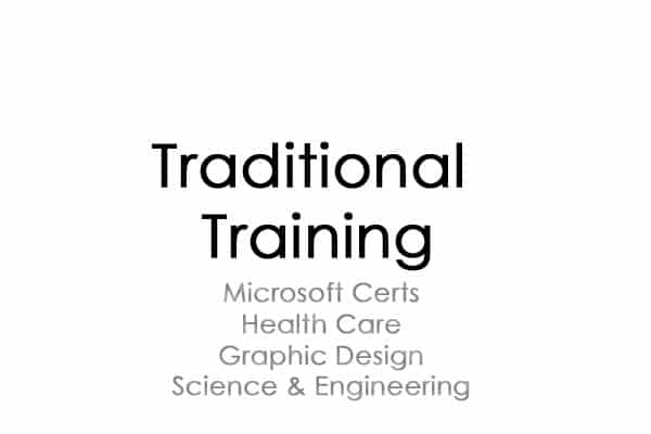 traditional online training